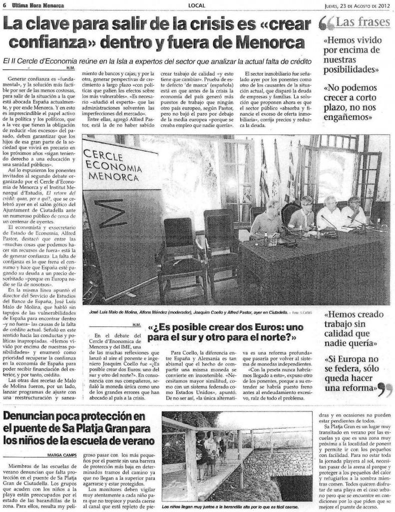 Reportatge UH Menorca (23082012)